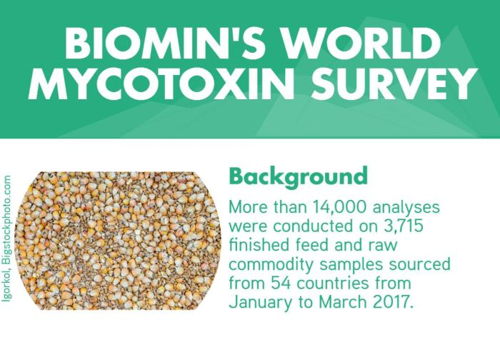 Mycotoxin survey